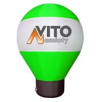 balon pneumatyczny reklamowy