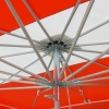 parasol handlowy - aluminium basic plus
