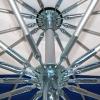 parasol handlowy - aluminiowy basic