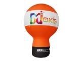 reklama pneumatyczna balon