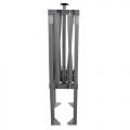 namiot ekspresowy - stelaż aluminium standard