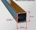 namiot ekspresowy - stelaż stalowy