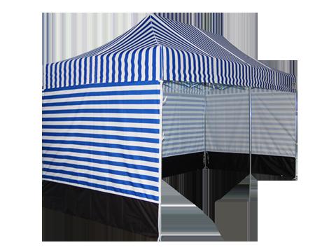 Namiot handlowy ekspresowy 5.4x2.7