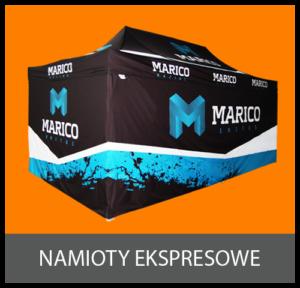 namioty ekspresowe