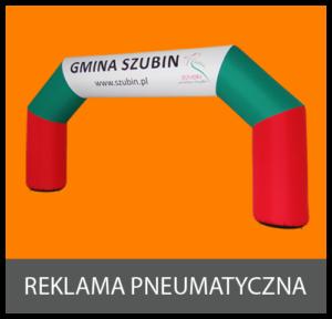 reklama pneumatyczna