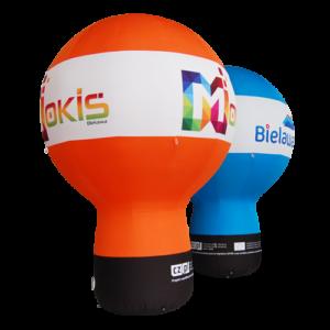 balony reklamowe pneumatyczne