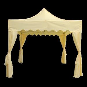 namiot ozdobny
