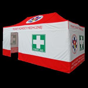 namiot medyczne